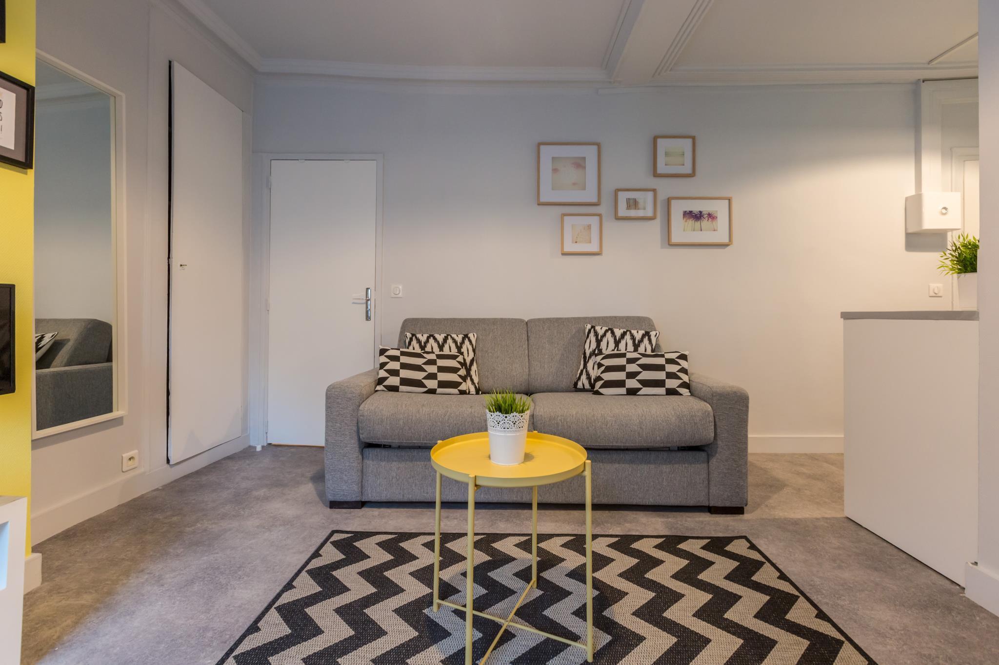 Apartment WS Montmartre   Abesses