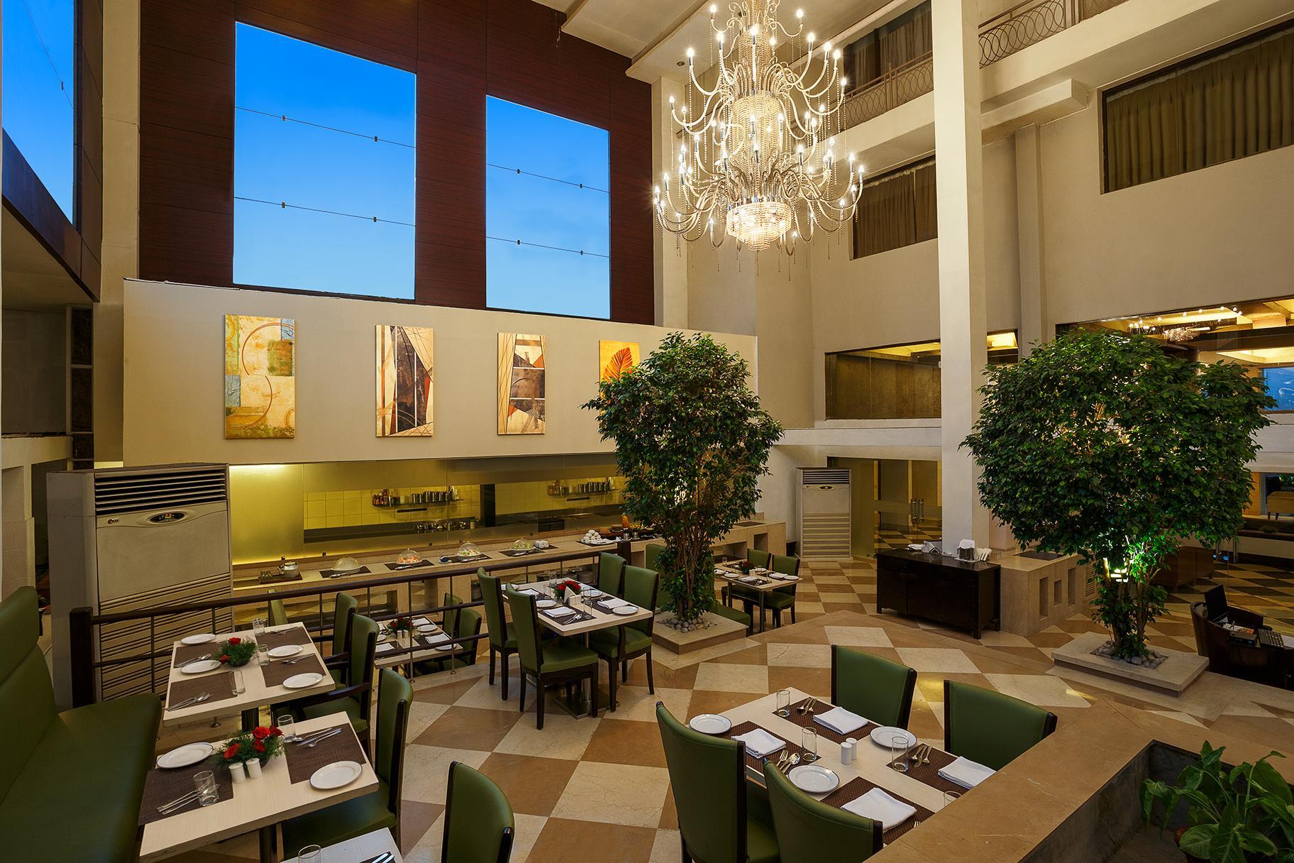 Review Ginger Hotel Gurgaon