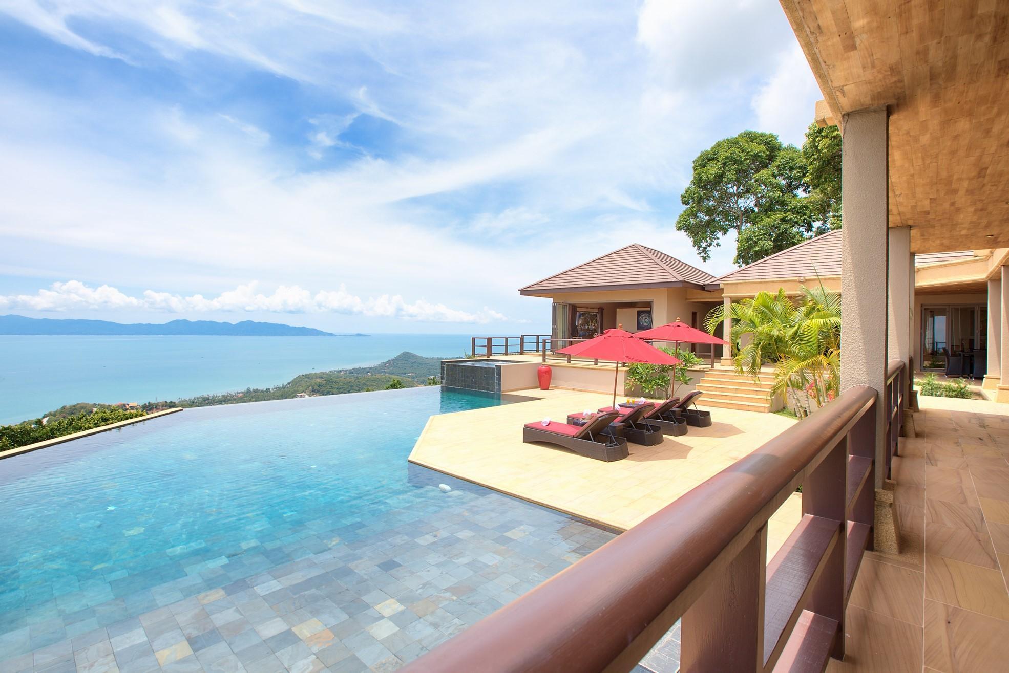 Villa Baan Faa Sai  5***** for 8 guests Villa Baan Faa Sai  5***** for 8 guests