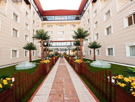 Elegance Resort Hotel & SPA Wellness Aqua