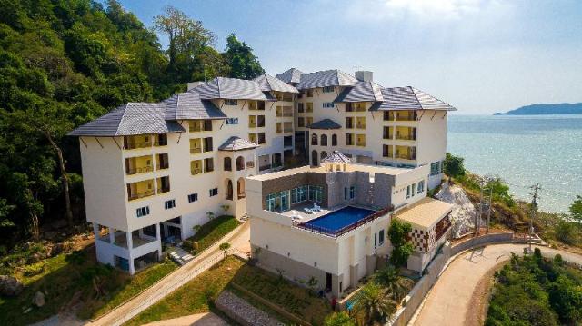 โรงแรมรอยัลฮิลล์ สตูล – Royal Hill Satun Hotel