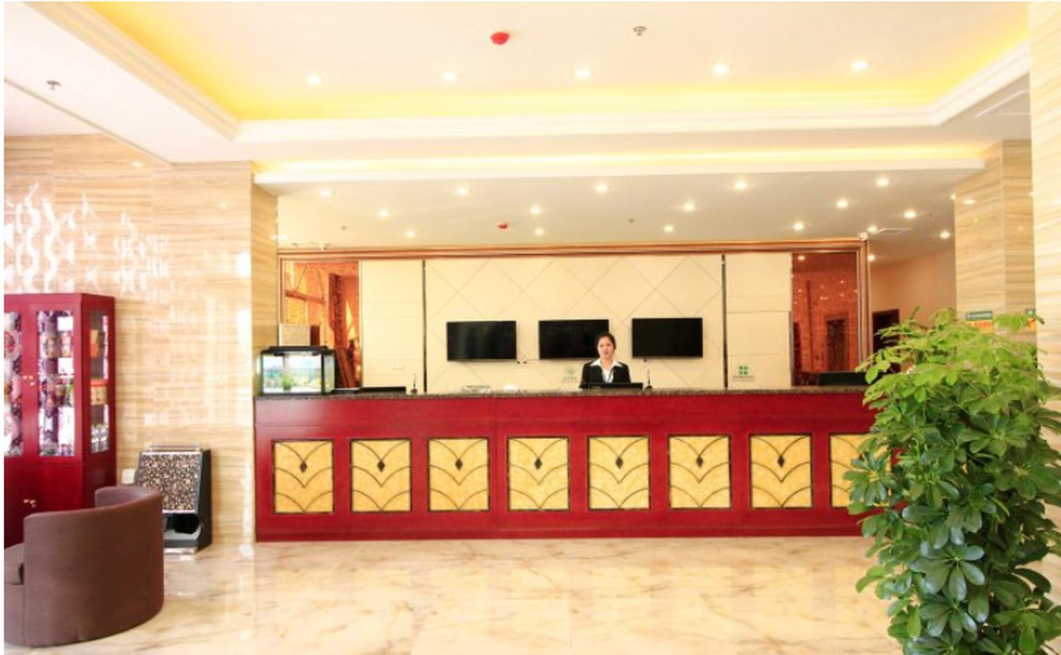 GreenTree Inn RiZhao JuXian YinXing Avenue Middle Road Business Hotel