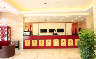Фото отеля GreenTree Inn RiZhao JuXian YinXing Avenue Middle Road Business Hotel