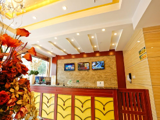 GreenTree Inn Suqian Xiangwang Guli South Xingfu Road Business Hotel