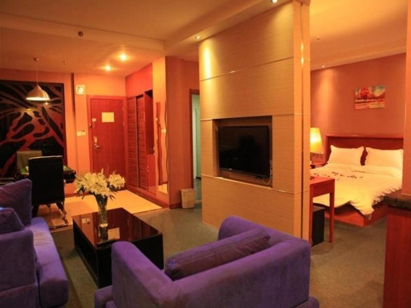 GreenTree Inn Lanzhou Yantan High Tech Zone Nanhe Road Business Hotel