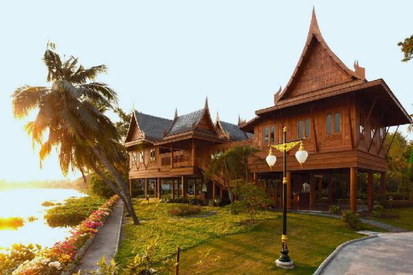 RK Riverside Resort & Spa (Reon Kruewal) Nakhon Pathom