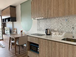 [カオタキアブ]アパートメント(34m2)| 1ベッドルーム/1バスルーム getaway at La habana huahin
