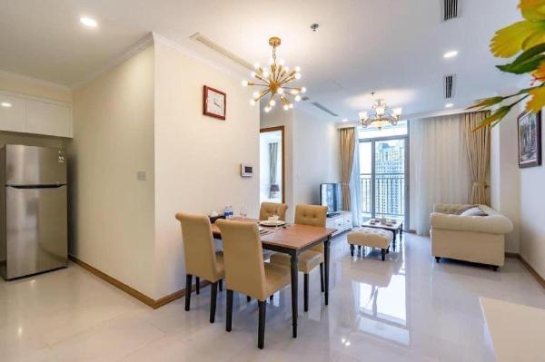 Vinhomes Alan Luxury Apartment Ho Chi Minh City