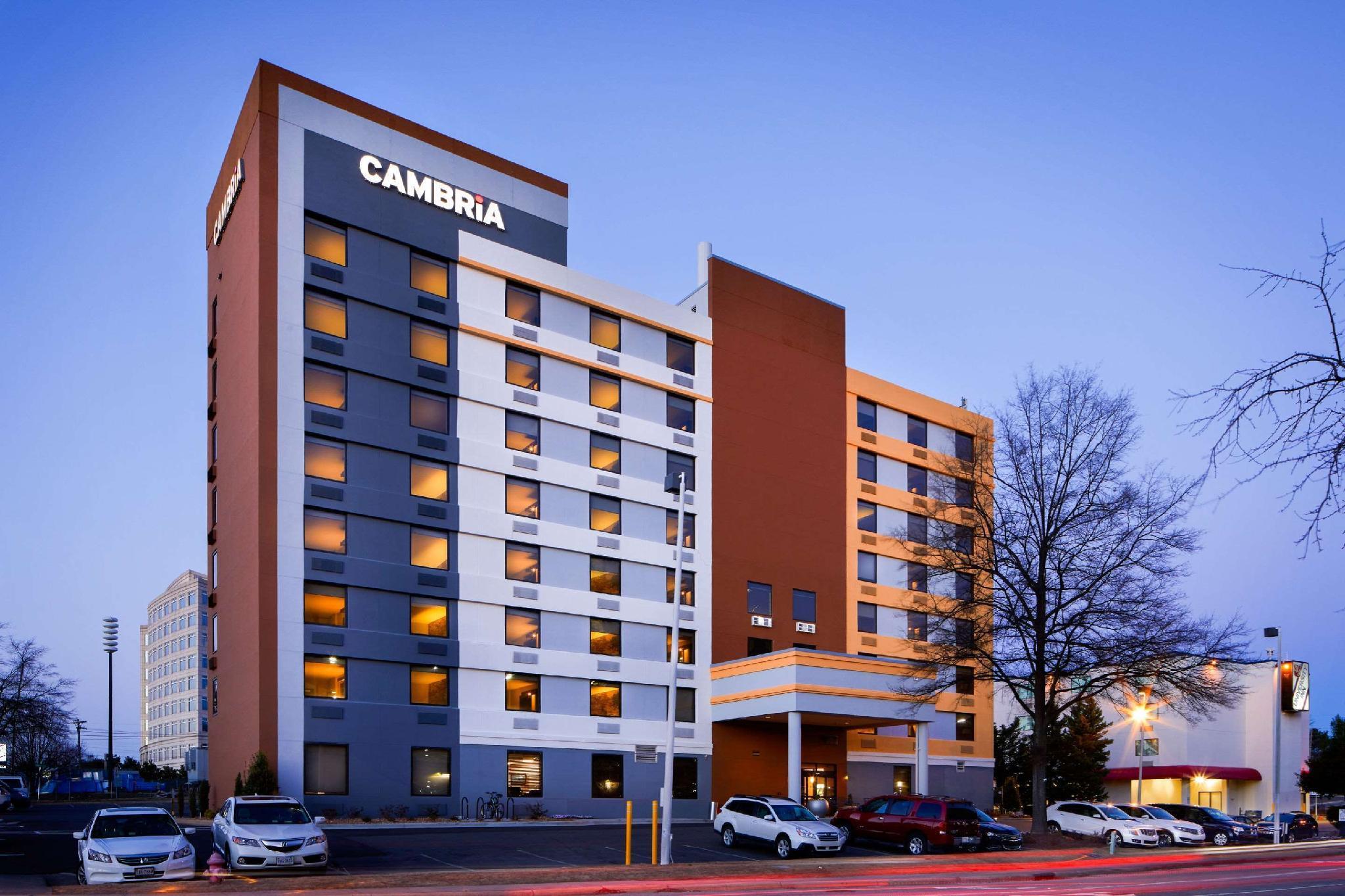 Cambria Hotel Durham   Near Duke University