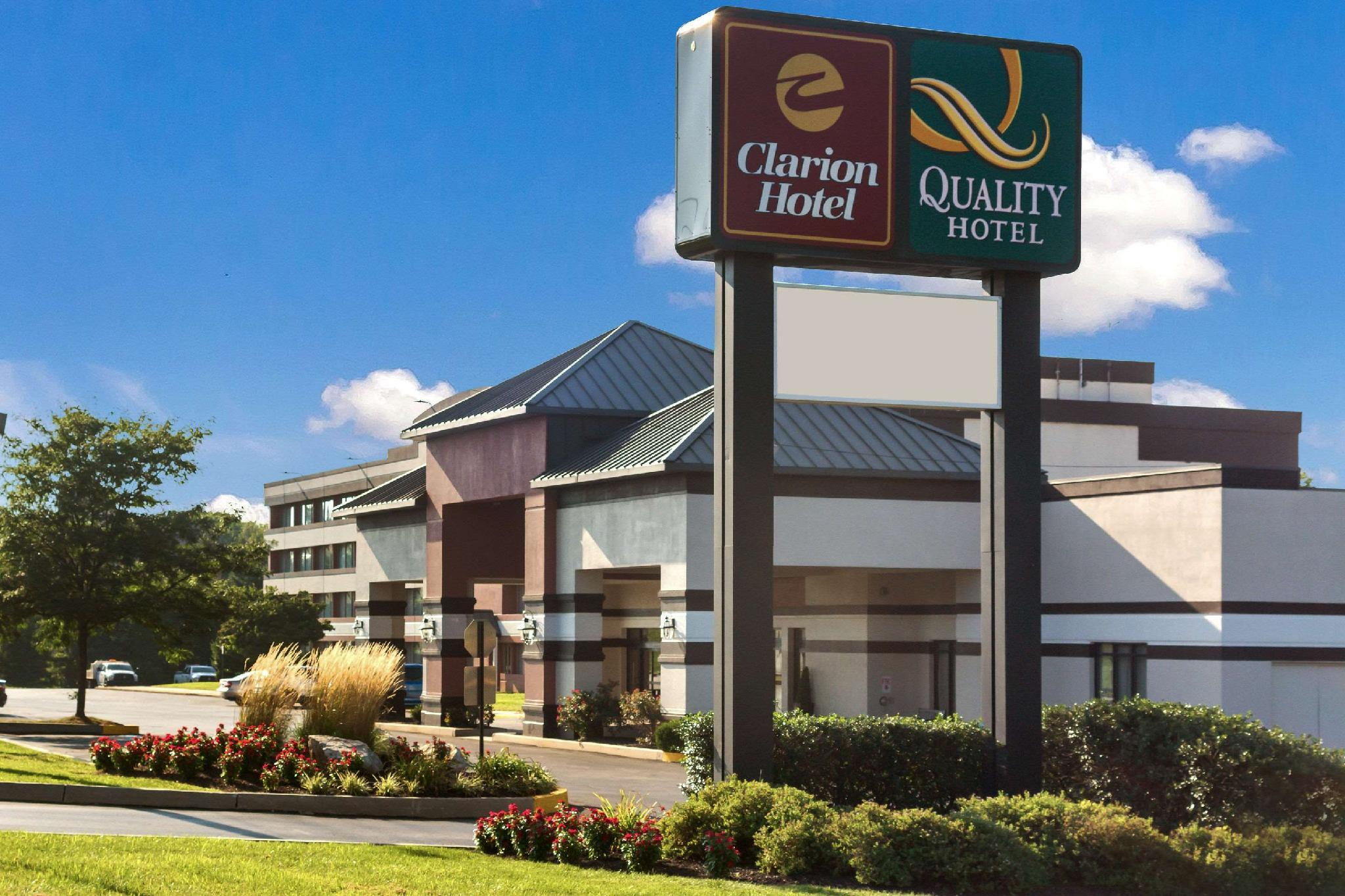 Clarion Hotel And Conference Center At Exton