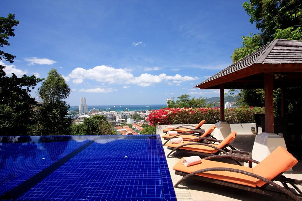 Luxury villa in Patong Phuket Thailand sea view Luxury villa in Patong Phuket Thailand sea view