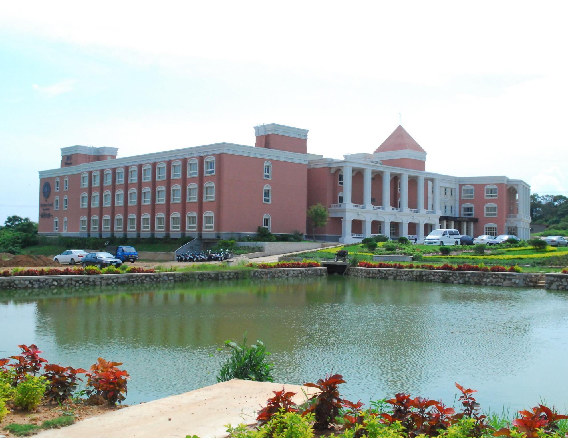 The Treasure Land Resort Hotel