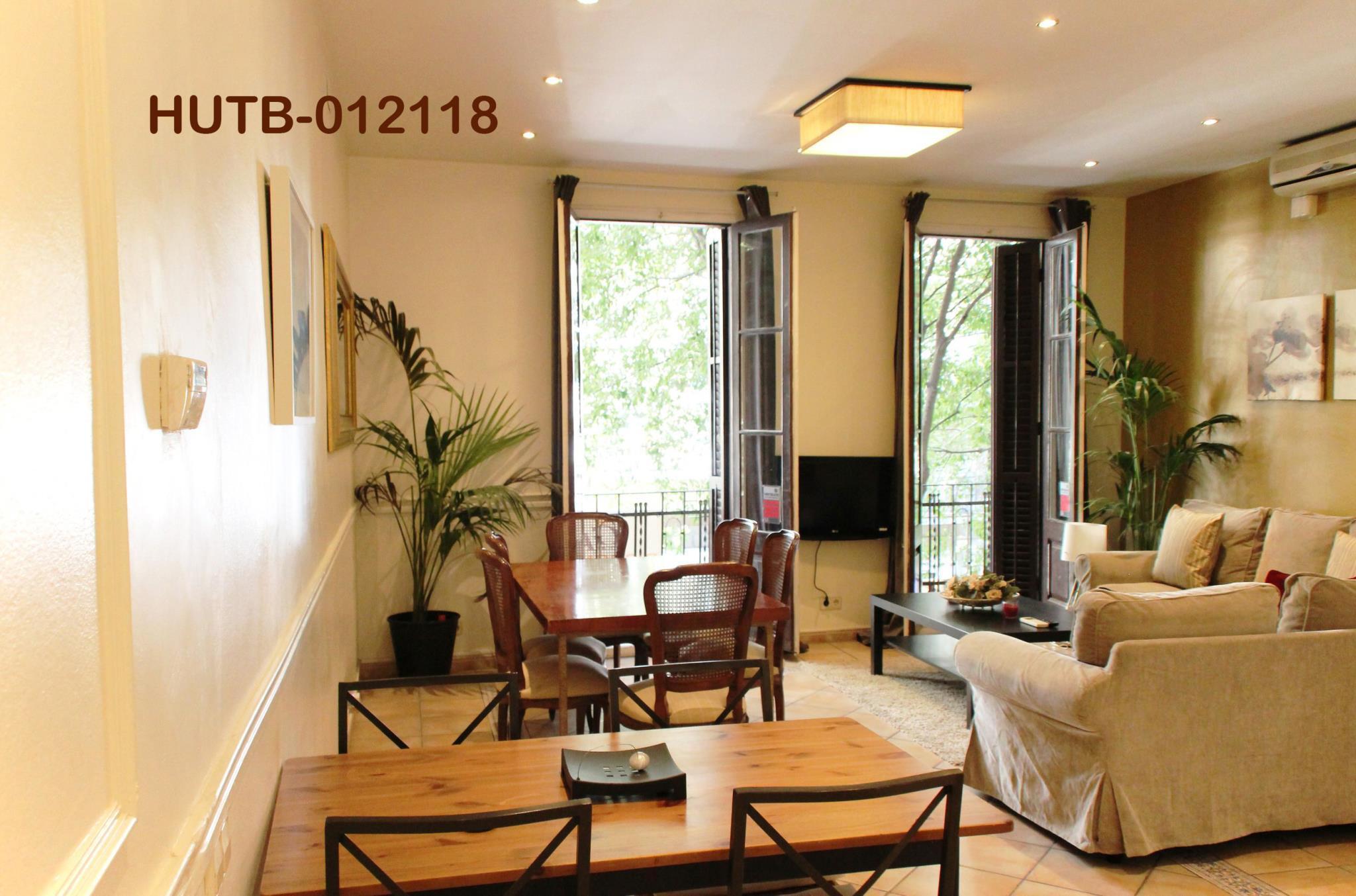 Fira De Barcelona 3   Four Bedroom Apartment