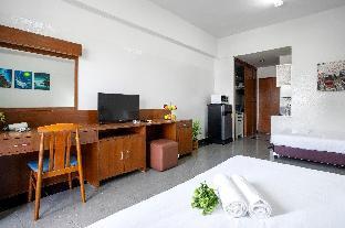 [ラチャダー]アパートメント(32m2)| 1ベッドルーム/1バスルーム Studio room near MRT
