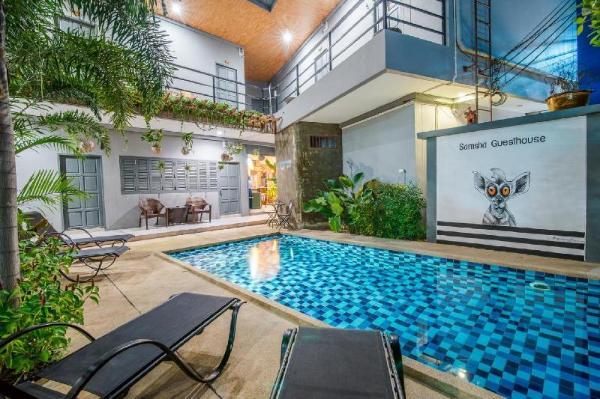 Samsha Guesthouse Hua Hin
