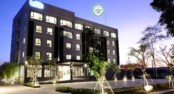 bliQ Hotel Chanthaburi จันทบุรี