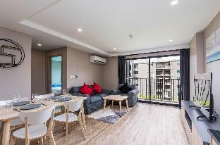 [サトーン]アパートメント(64m2)| 2ベッドルーム/2バスルーム Enjoy a Resort Life in Sathorn / Bangkok Center