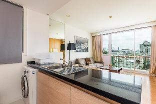 [プラトゥーナム]アパートメント(54m2)| 1ベッドルーム/1バスルーム Modern apartment - Heart of Sukhumvit - Gym & Pool
