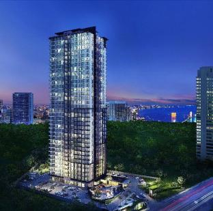 [ジョムティエンビーチ]アパートメント(35m2)| 1ベッドルーム/1バスルーム Dusit Grand Condo View/ Sea View/ 1 bed