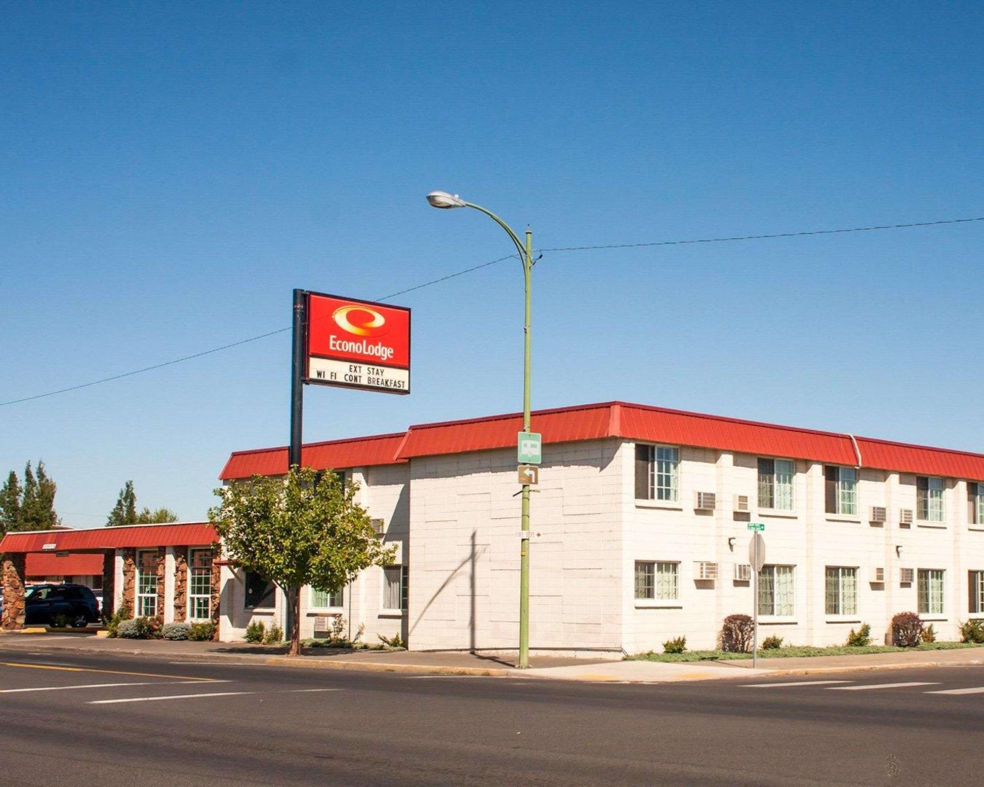Econo Lodge Prineville