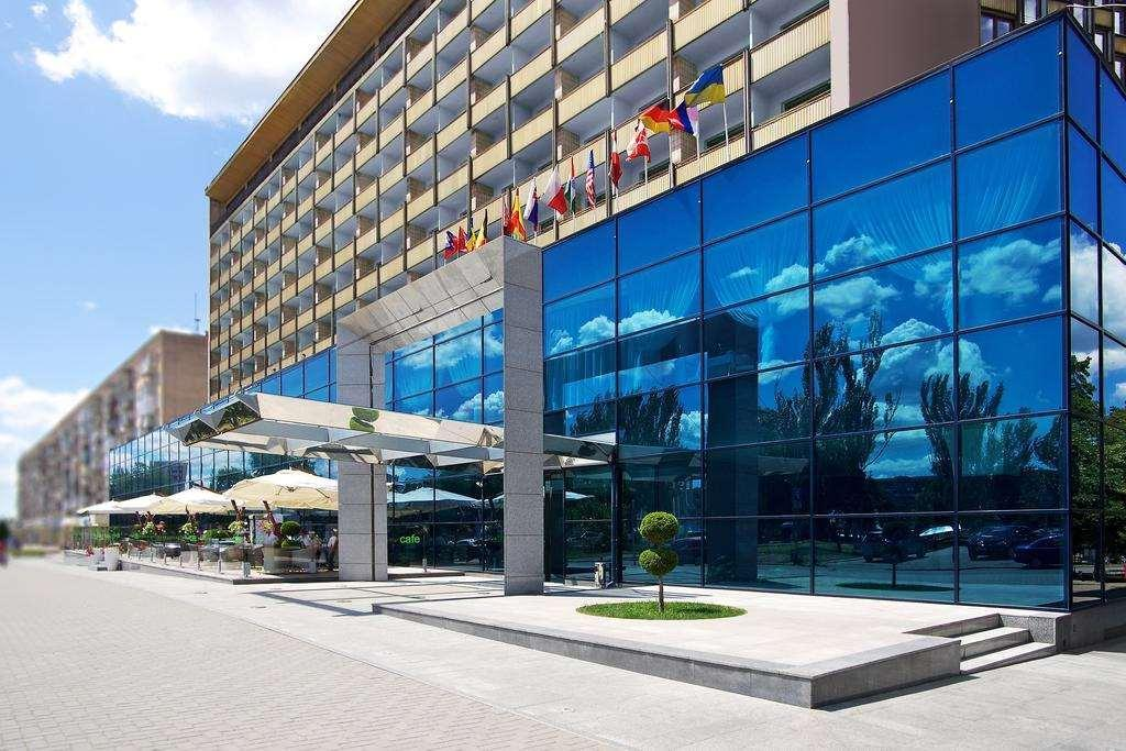 Intourist Zaporozhie Hotel