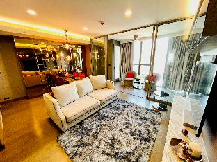 [スクンビット]アパートメント(60m2)| 1ベッドルーム/1バスルーム Luxury in downtown Sirikit Convention Center