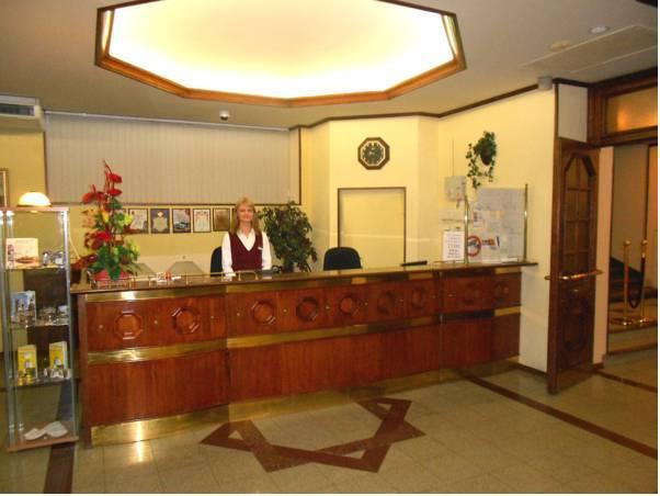 Vyborg Hotel