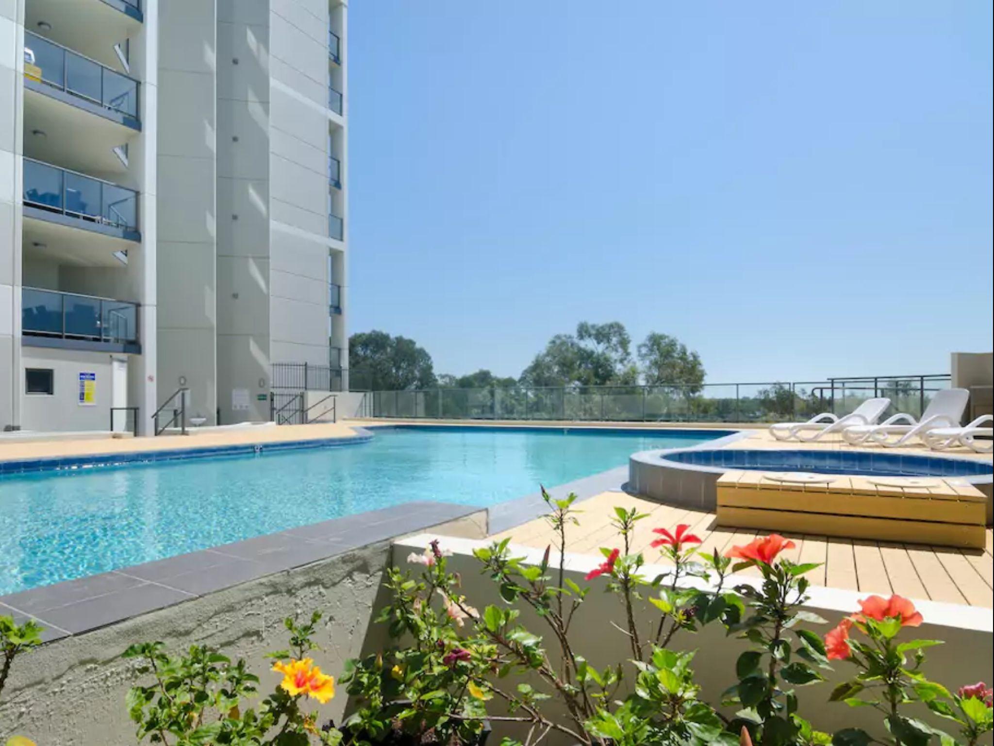 Swan River Luxury Apartment