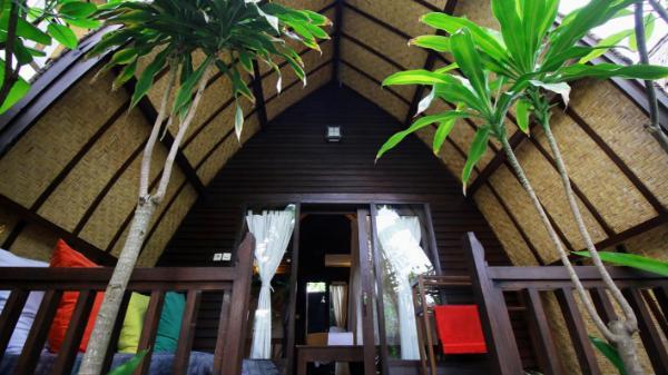 unzipp lumbung gili trawangan Lombok
