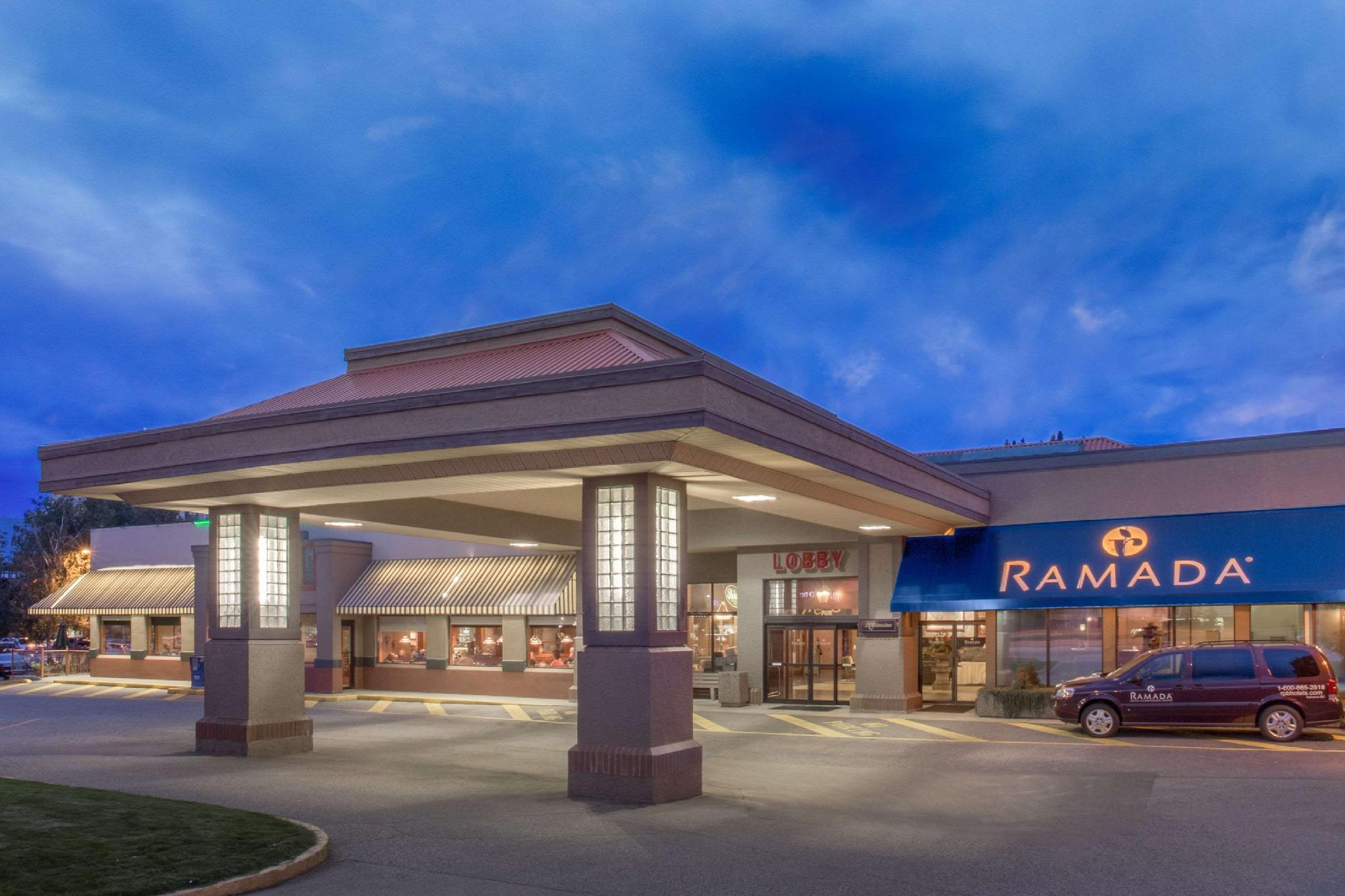Ramada Hotel And Conference Center By Wyndham Kelowna
