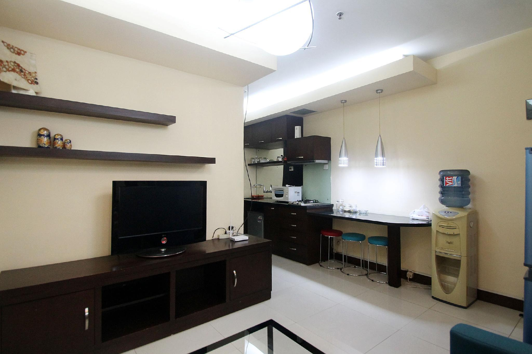 1 Bedroom  1 At Thamrin City Cosmo Mansion