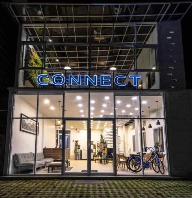คอนเน็ก โฮสเทล – Connect Hostel