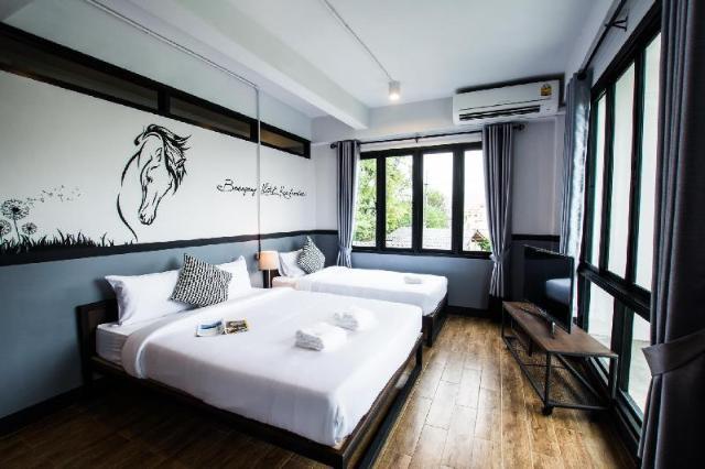 โรงแรมบาย กาญจนบุรี – BY Hotel Kanchanaburi