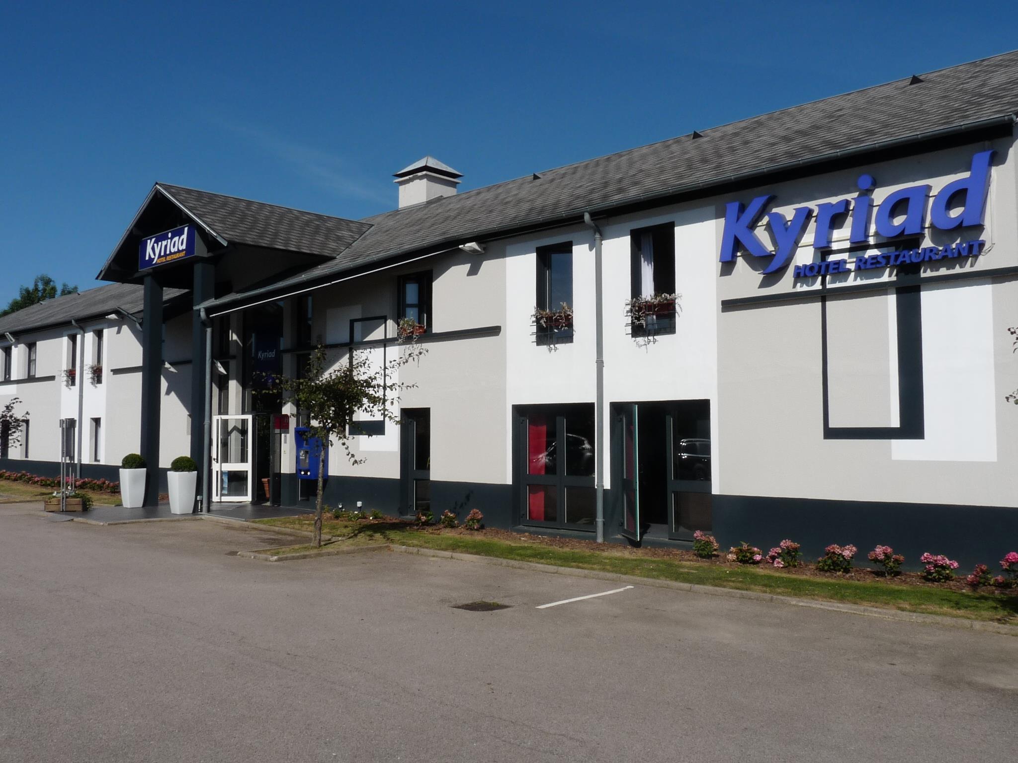 Kyriad Dieppe Hotel