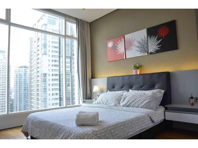 Vacation Homes @ Soho Suites KLCC