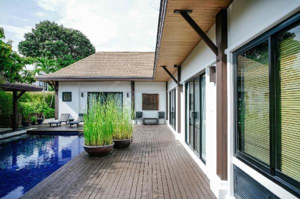 Tropical Naya Villa Phuket