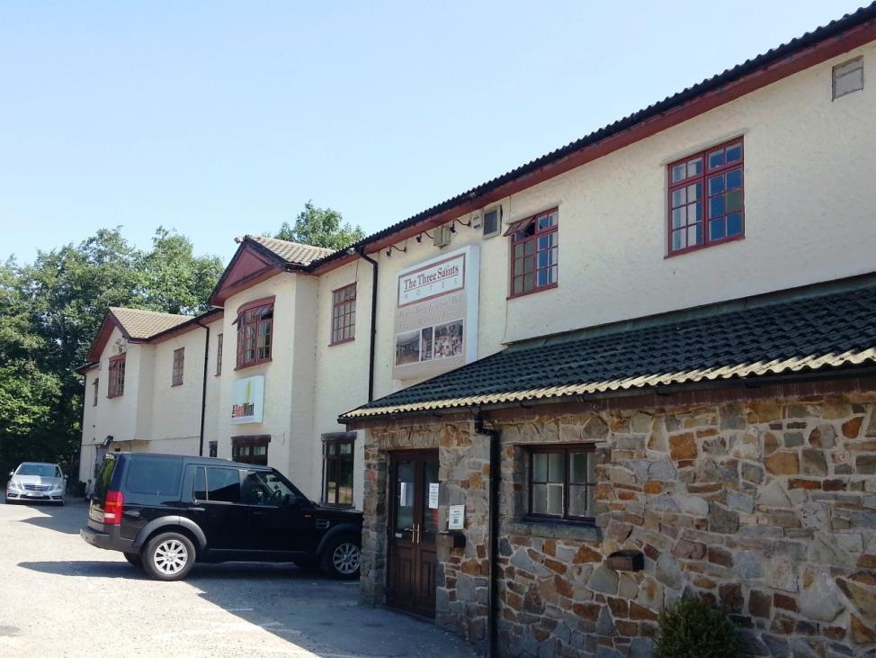 Three Saints Hotel