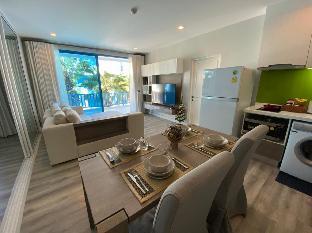 [ホアヒン市内中心地]アパートメント(83m2)| 2ベッドルーム/2バスルーム The Crest Santora Huahin