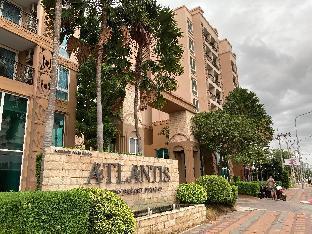 [ジョムティエンビーチ]アパートメント(36m2)| 1ベッドルーム/1バスルーム Atlantis Condo  Water Park Pattaya 芭堤雅特蒂斯水上公公寓