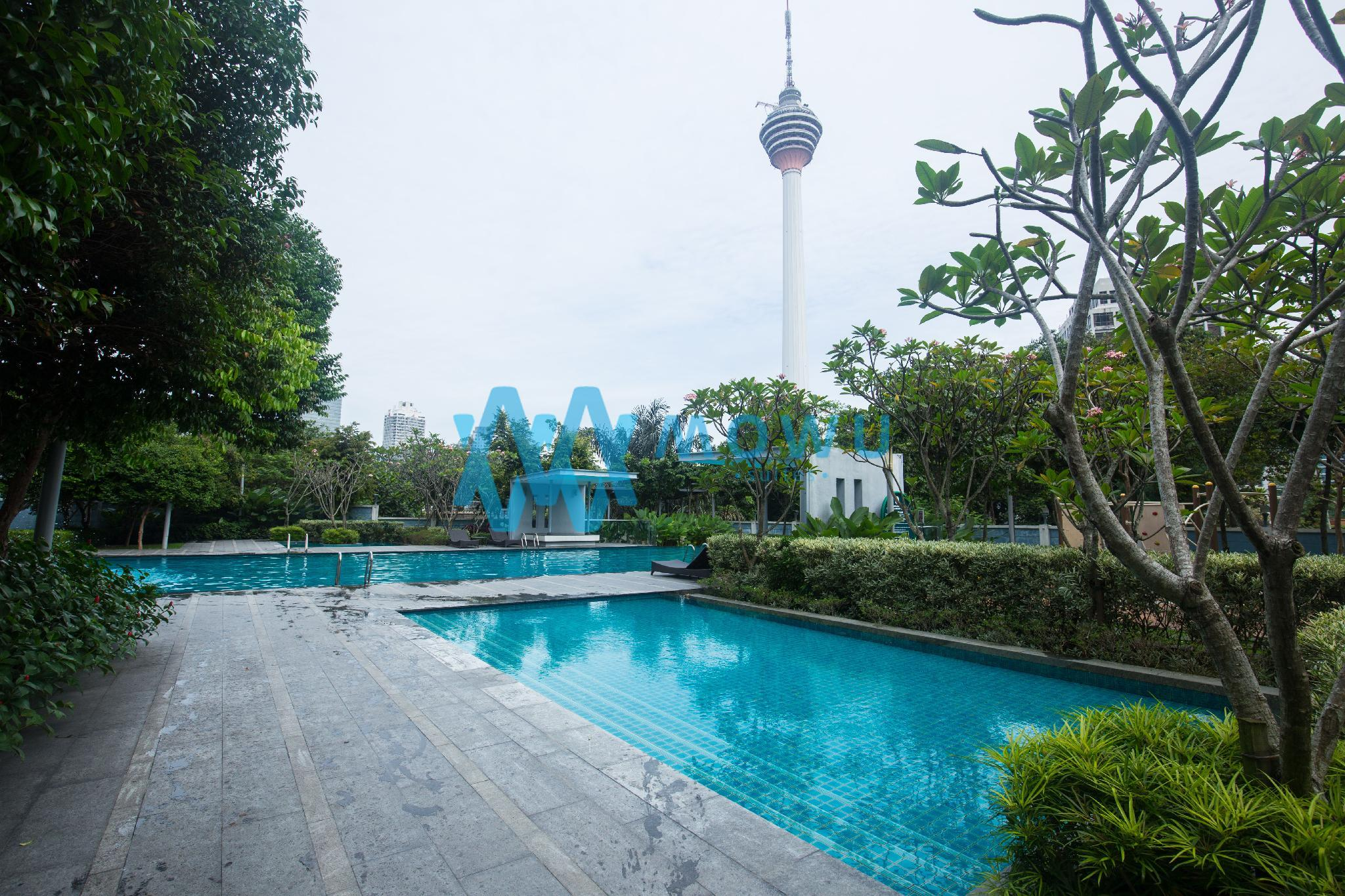 Mowu Suites @ Bukit Bintang Residence