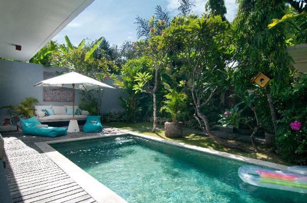 Fashionable 2 bedrooms Villa Violetta Bali