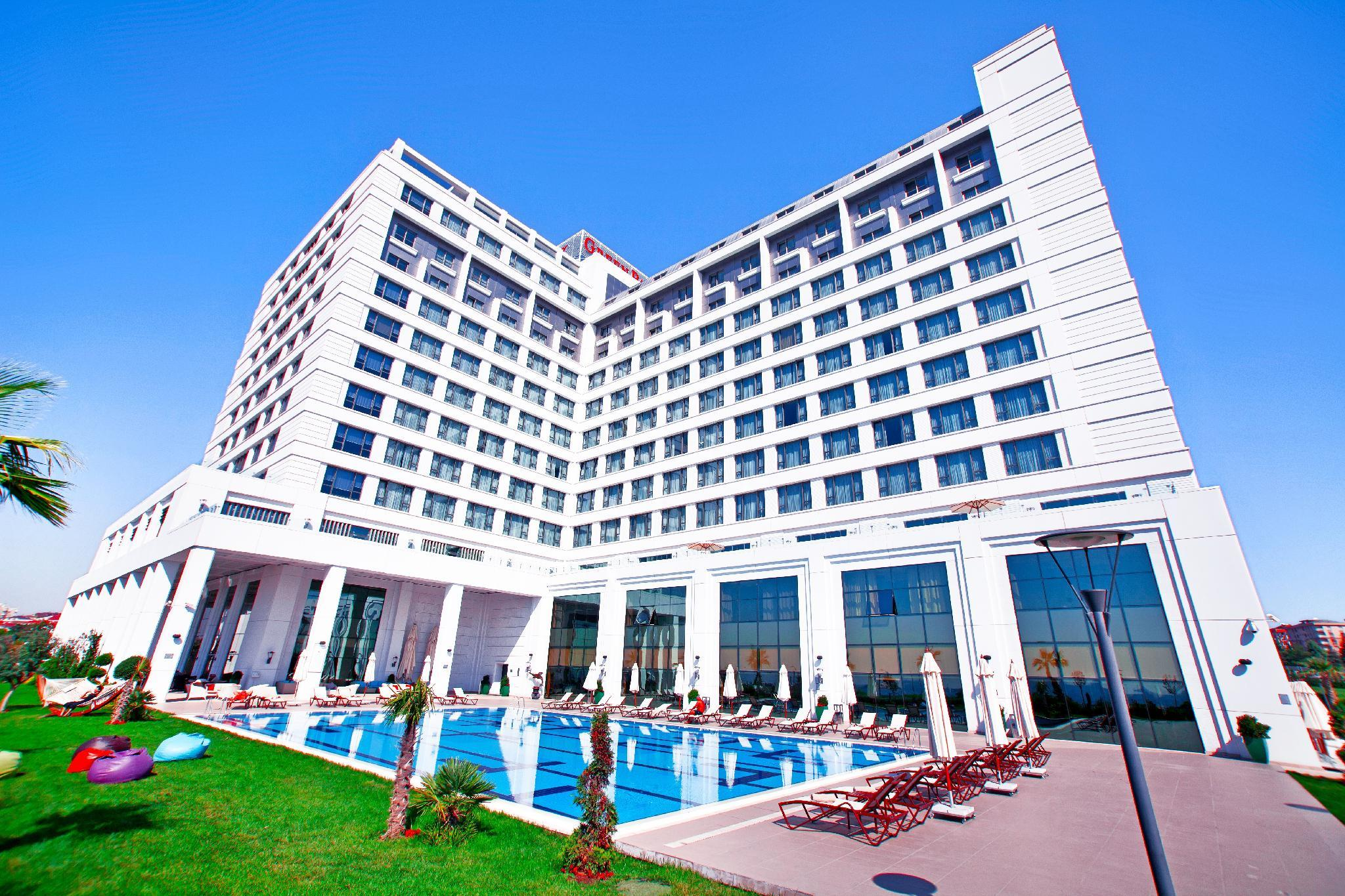 The Green Park Pendik Hotel & Convention Center 2