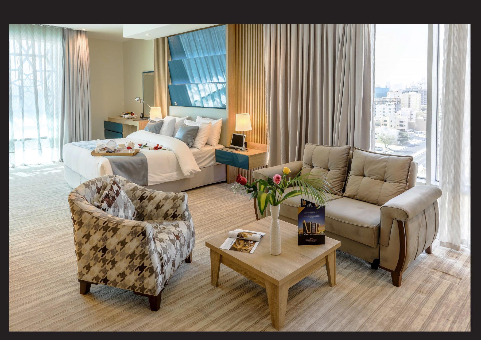 Al Mansour Suites Hotel