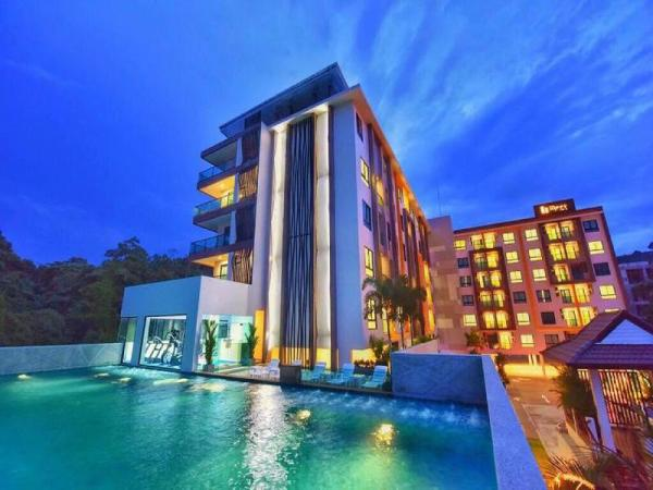 1 Br Mountain View at Happy Place Condo 9 Phuket