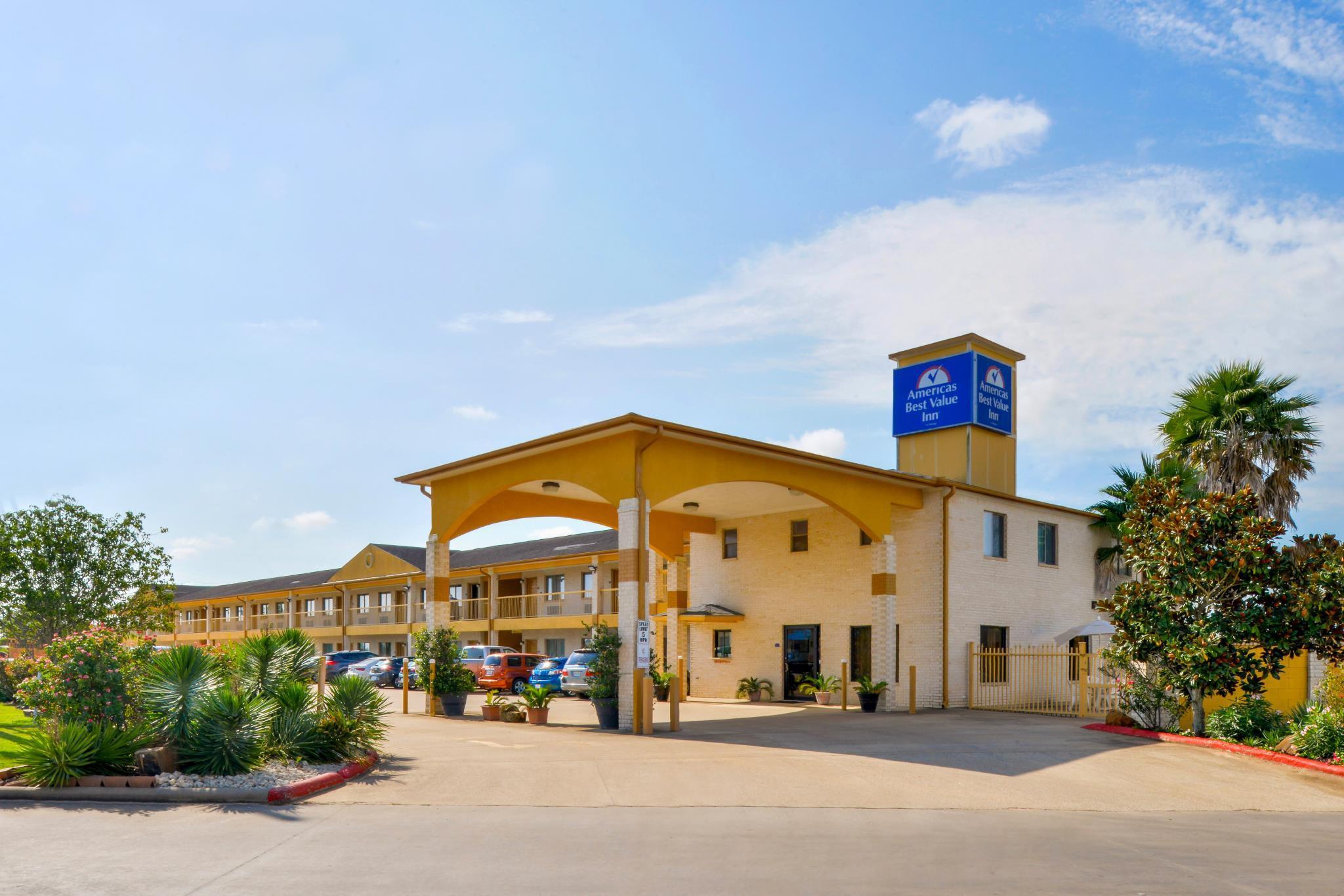 Americas Best Value Inn And Suites Waller Prairie View