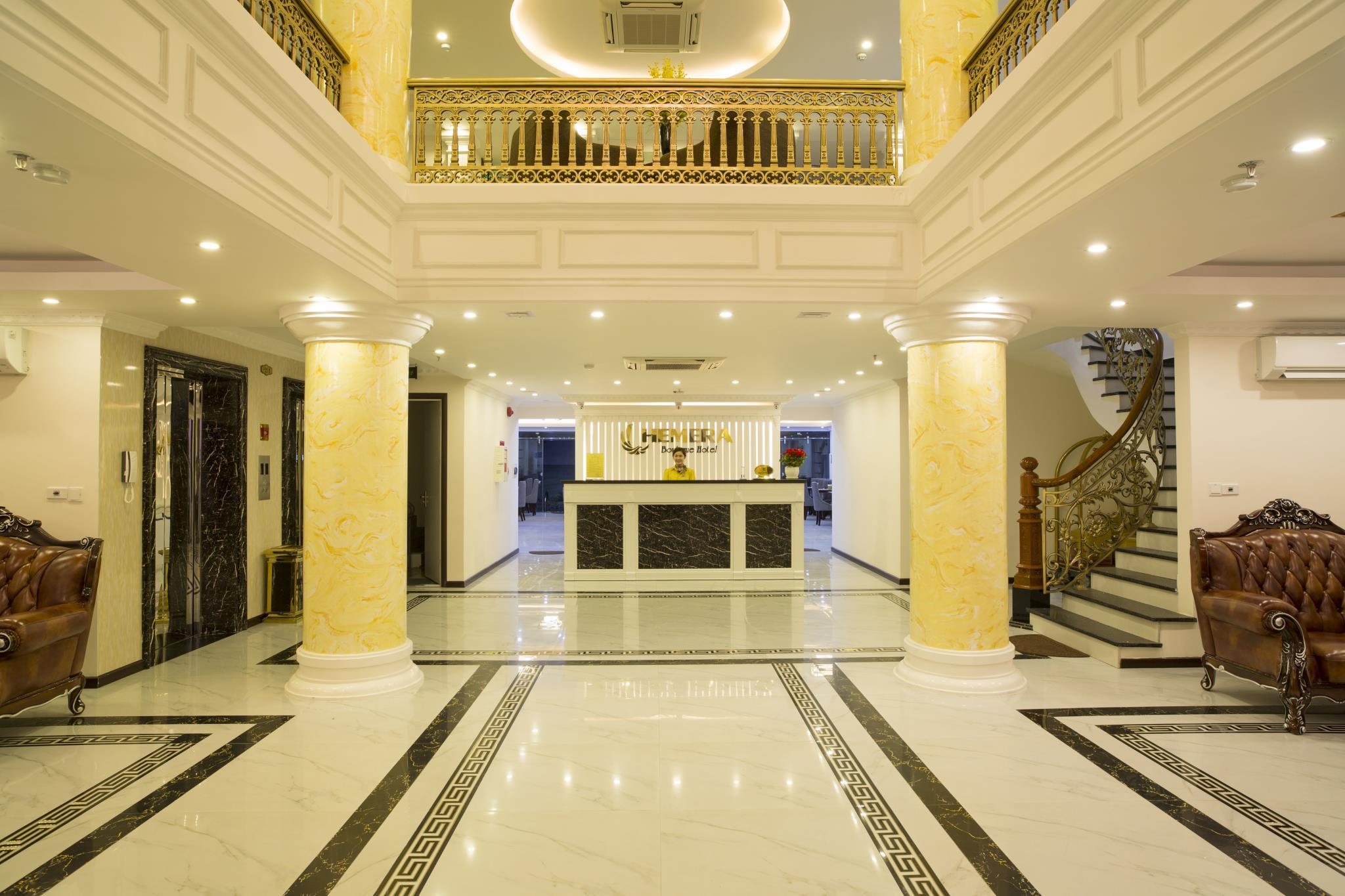Hemera Boutique Hotel Danang
