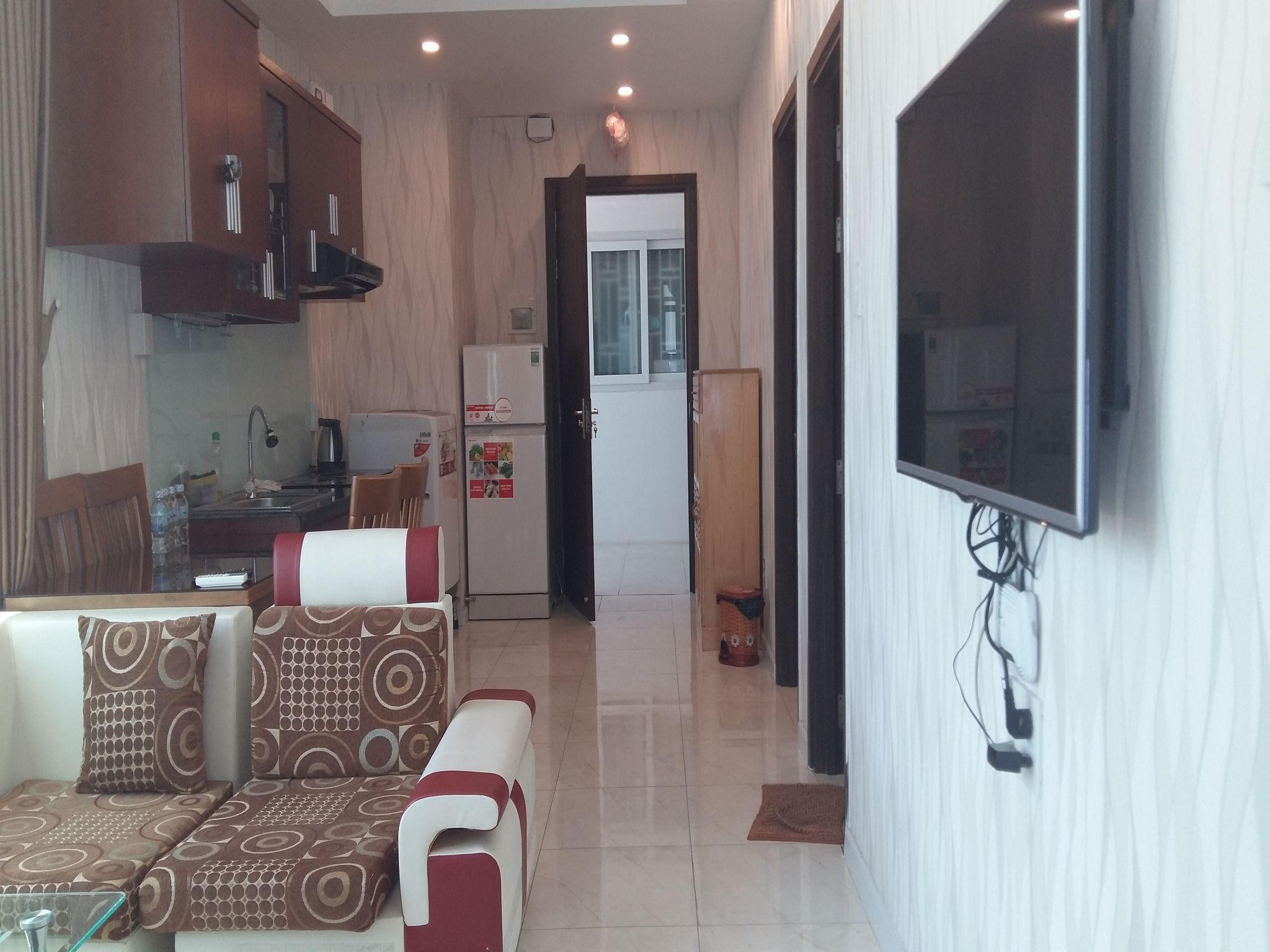 Nha Trang Wonderland Apartment 34
