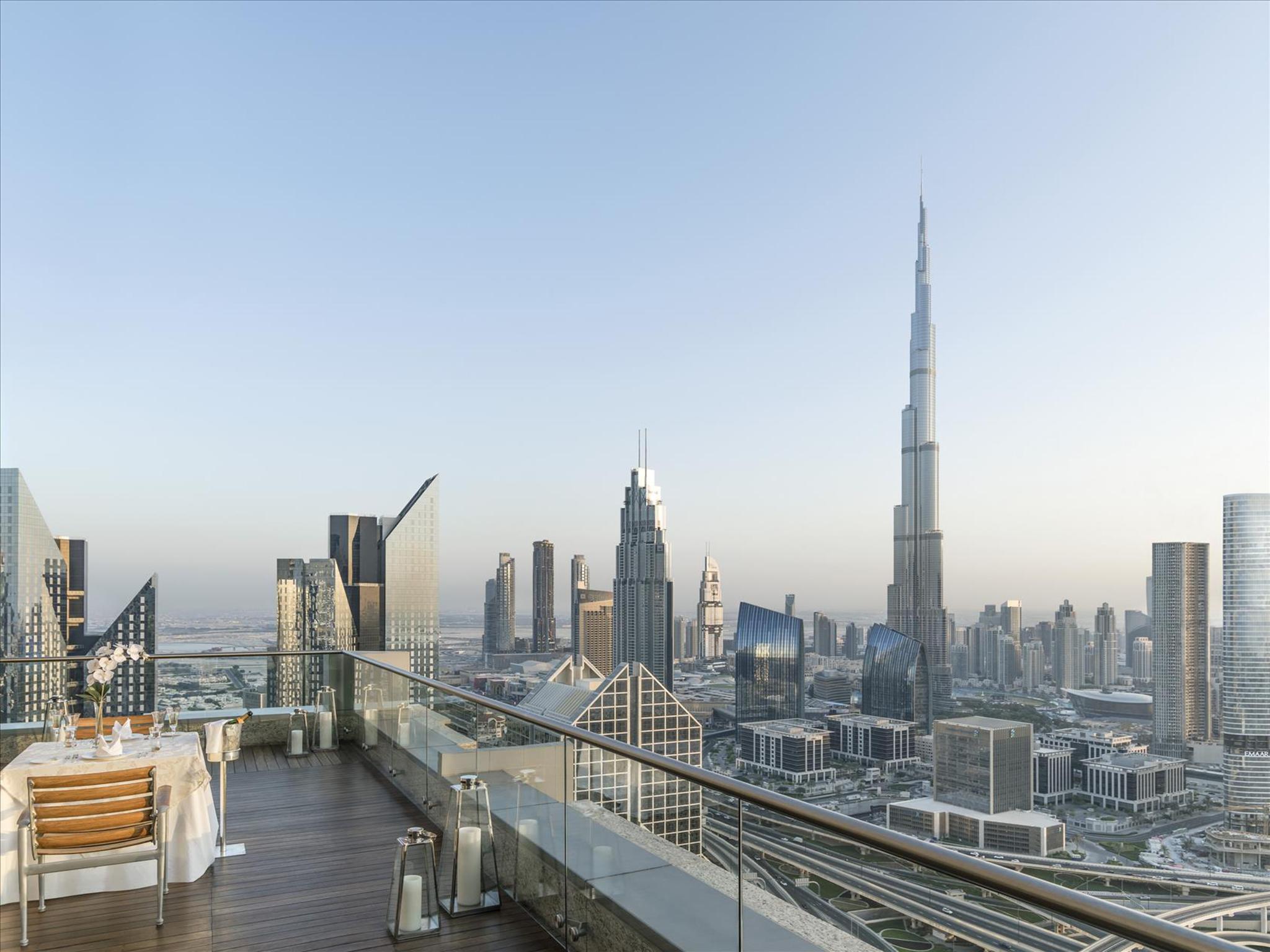 Shangri La Dubai Apartments