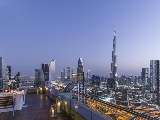 Shangri-La Dubai Apartments
