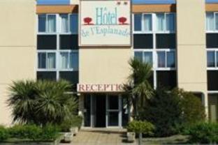 Brit Hotel Toulouse Colomiers � L�Esplanade